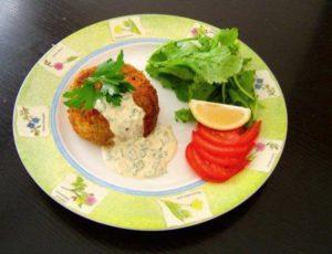 Artan balıkları değerlendirmek için enfes Balık Köfte tarifi