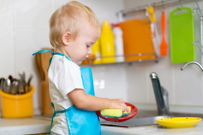 Yaşlarına göre çocuklara verilebilecek sorumluluklar