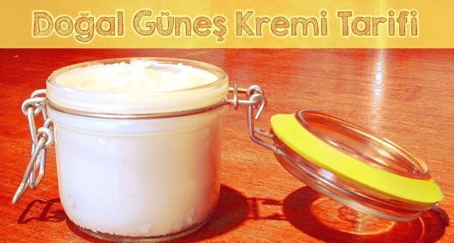gunes-kremi-tarifi
