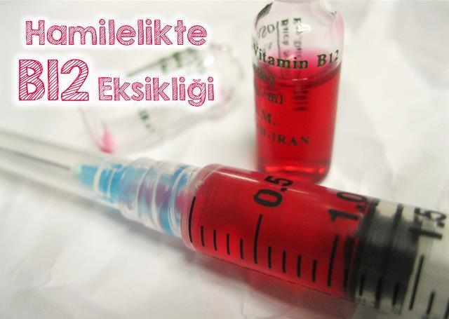 hamilelikte-b12-eksikligi