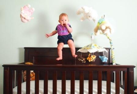8 aylık bebek uyku gerilemesi; nasıl atlattık?