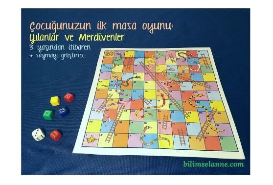 Çocuğunuzun ilk aile oyunu: indirin & oynayın