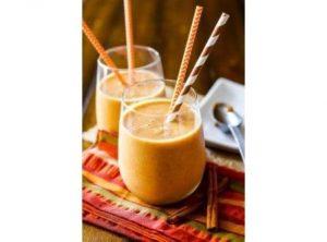 Bal kabaklı & muzlu smoothie: enfes bir vitamin & protein kaynağı